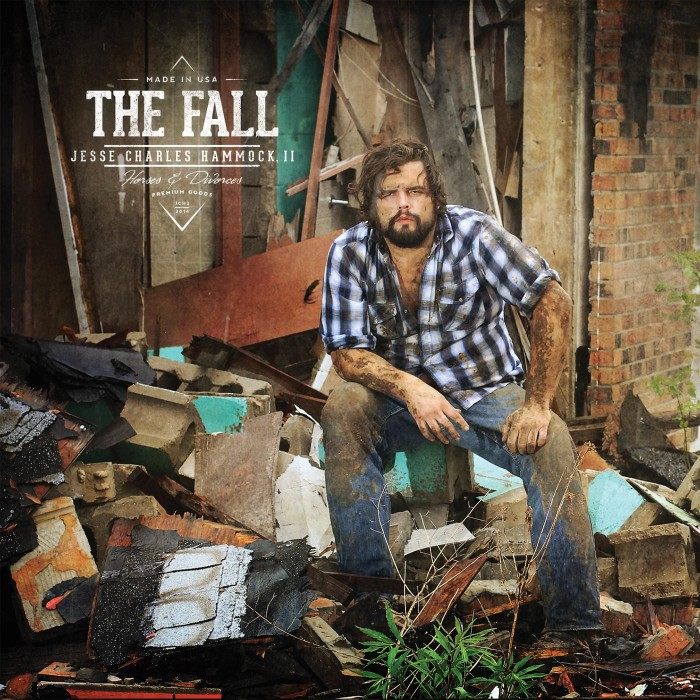 Album art for The Fall - Horses & Divorces by Jesse Charles Hammock, II